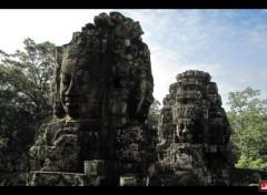 Voyages : Asie Le temple de BAYON