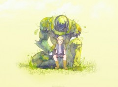 Manga Alphonse Elric