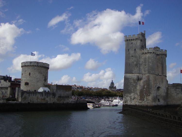 Fonds d'écran Voyages : Europe France > Poitou Charente La Rochelle