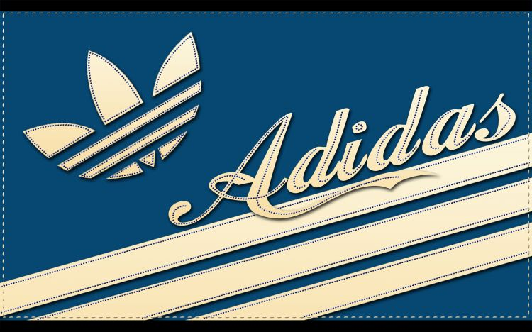 Wallpapers Brands - Advertising Adidas Adidas patch