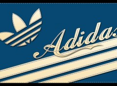 Brands - Advertising Adidas patch
