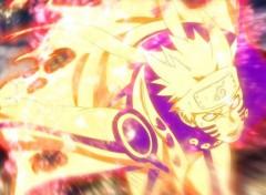 Manga Naruto Kyubi