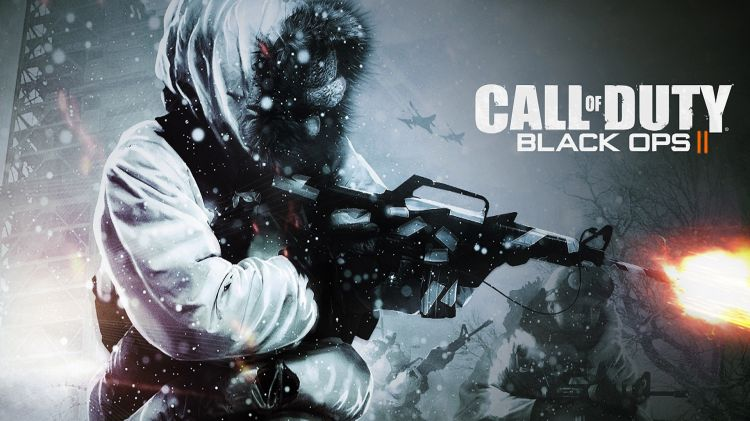 Fonds d'écran Jeux Vidéo Call of Duty Black Ops 2 Call of duty : Black Ops 2