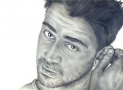 Art - Crayon Colin Farell