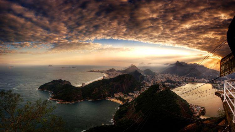 Wallpapers Trips : South America Brazil Wallpaper N°317323