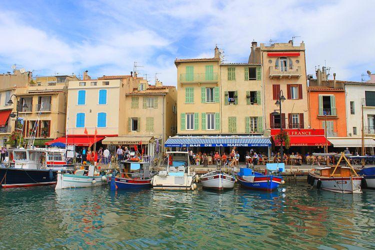 Wallpapers Trips : Europ France > Provence-Alpes-Côte d'Azur Cassis