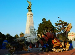 Hommes - Evênements Dragon Cranaval Nice