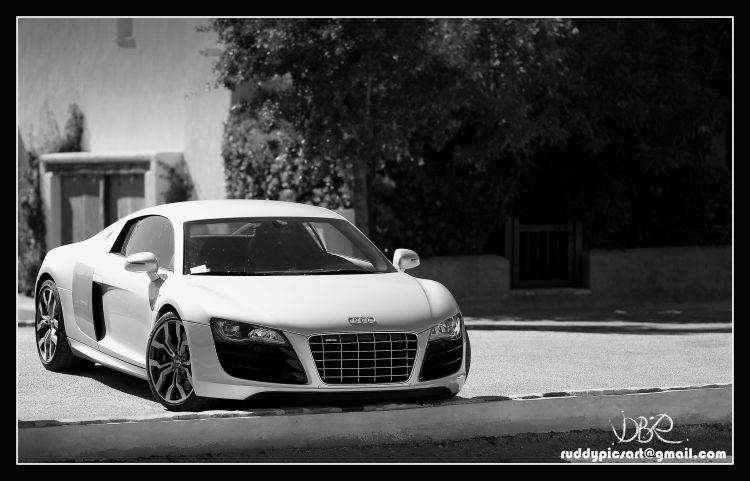 Fonds d'écran Voitures Audi Audi R8