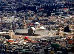 Voyages : Asie La Grande Mosquée des Omeyyades de Damas