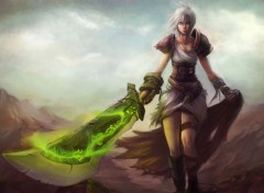 Video Games Riven
