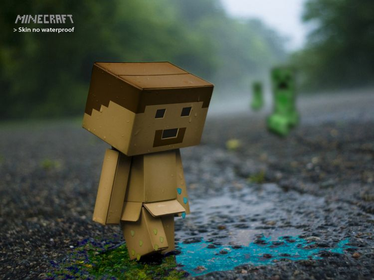 Wallpapers Video Games Wallpapers Minecraft Skin Minecraft