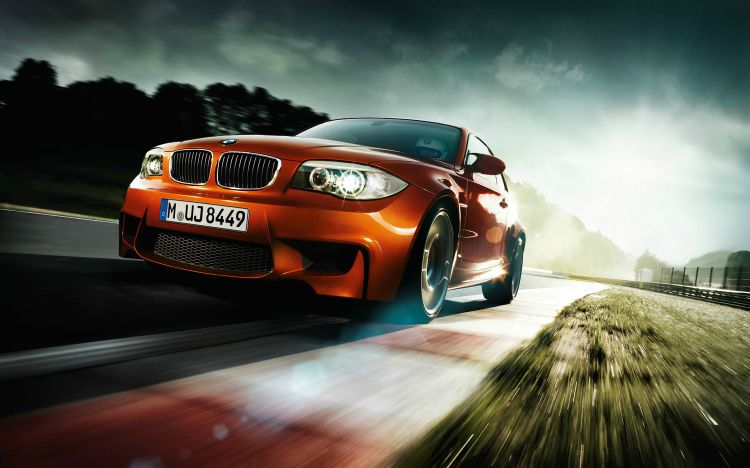 Wallpapers Cars Wallpapers Bmw Bmw Serie 1 M Coupe By