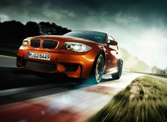 Voitures bmw serie 1 M coupe