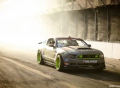 Voitures ford mustang