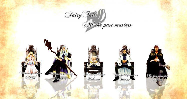 Fonds d'écran Manga Fairy Tail Wallpaper N°319306