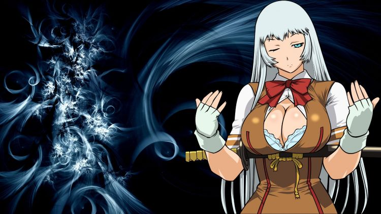 Fonds d'écran Manga Ikkitousen Dragon Destiny Wallpaper N°319738