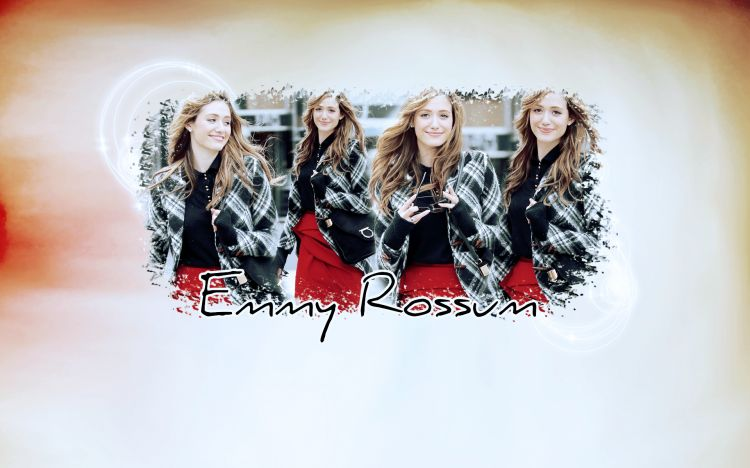 Wallpapers Celebrities Women Emmy Rossum Emmy Rossum