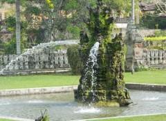 Voyages : Asie Fontaine de Bali
