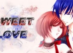 Digital Art Sweet Love