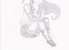Art - Crayon Image sans titre N°320669
