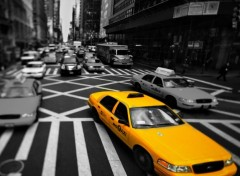 Voitures Wallpaper taxis