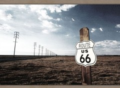 Trips : North America Route 66
