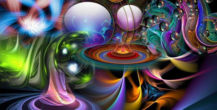 Fonds d'écran Art - Numérique Abstrait Wallpaper N°321161