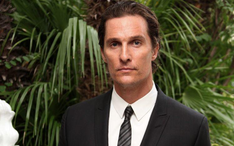 Fonds d'écran Célébrités Homme Matthew Mcconaughey Matthew McConaughey
