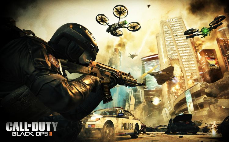 Wallpapers Video Games Call of Duty Black Ops 2 Call Of Duty Black OPS 2 - Los Angeles - Official