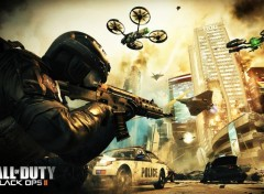 Jeux Vidéo Call Of Duty Black OPS 2 - Los Angeles - Official