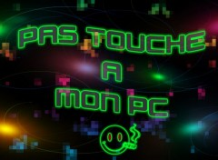 Computers Pas touche