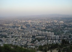 Voyages : Asie paysages-damascus