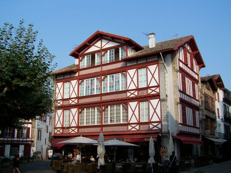 maison architecte saint jean de luz