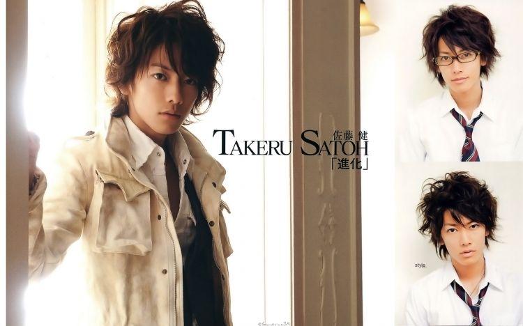 Fonds d'écran Célébrités Homme Sato Takeru Sato Takeru