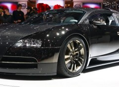 Voitures Bugatti Veyron Carbone by Mansory