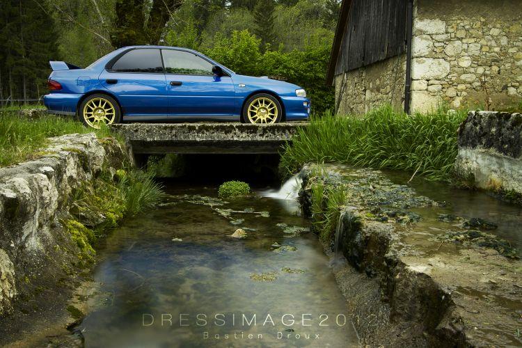 Fonds d'écran Voitures Subaru Subaru impreza gt