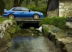 Cars Subaru impreza gt