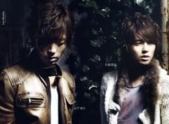 Célébrités Homme Tegoshi Yuya  et Yamashita Tomohisa