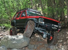Cars jeep cherokee xj (1996)