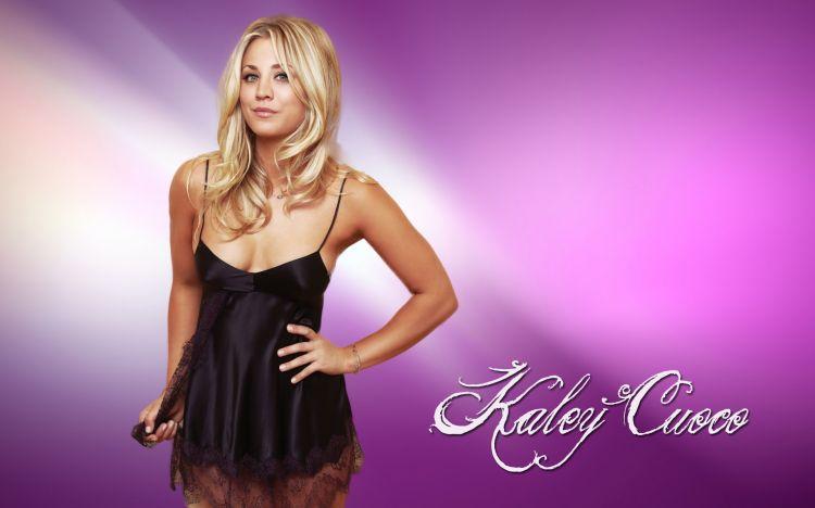 Fonds d'écran Célébrités Femme Kaley Cuoco Kaley Cuoco