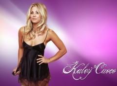 Célébrités Femme Kaley Cuoco