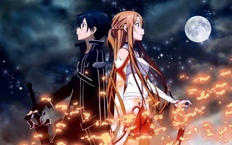 Fonds d'écran Manga Sword Art Online Wallpaper N°323869