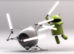 Informatique android vs apple
