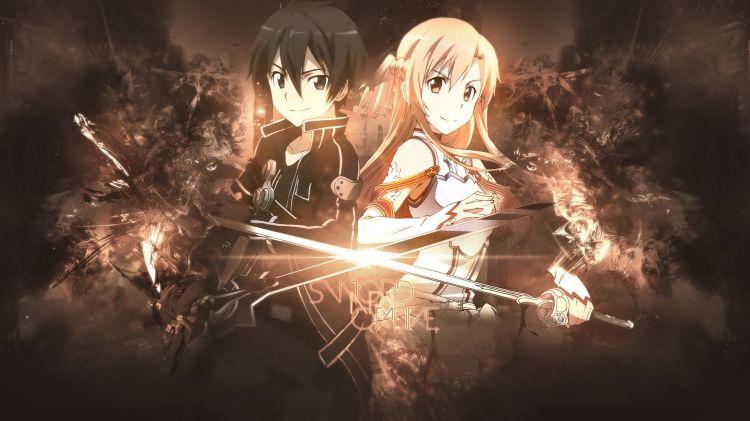 Fonds d'écran Manga Sword Art Online Sword Art Online