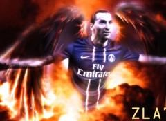Sports - Loisirs Zlatan..ce dieu (du football).