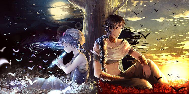 Wallpapers Manga Magi The Labyrinth Of Magic Wallpaper N