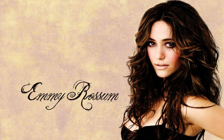 Wallpapers Celebrities Women Emmy Rossum Wallpaper N°325370