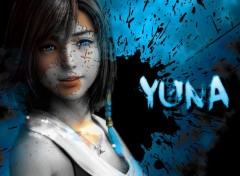 Video Games Yuna splash