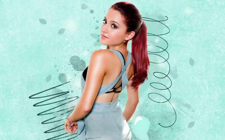 Fonds d'écran Célébrités Femme Ariana Grande Ariana Grande