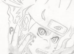 Art - Pencil Naruto Shippuden
